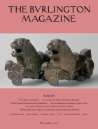 November 2015 issue cover
